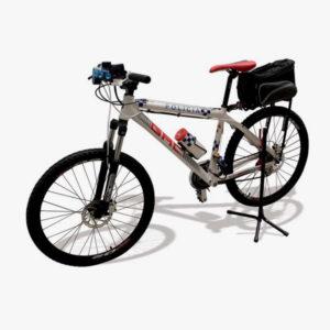 Kit para bicicleta policial K835L