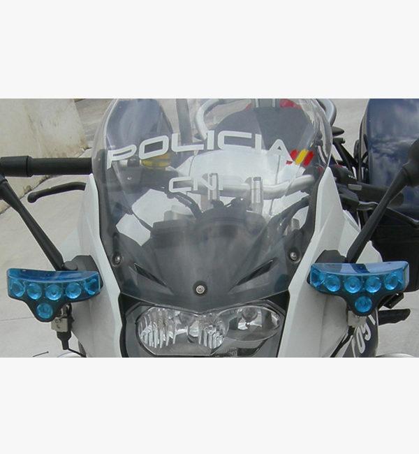 Detalle Vista frontal Foco de led Optimus (ISAE)
