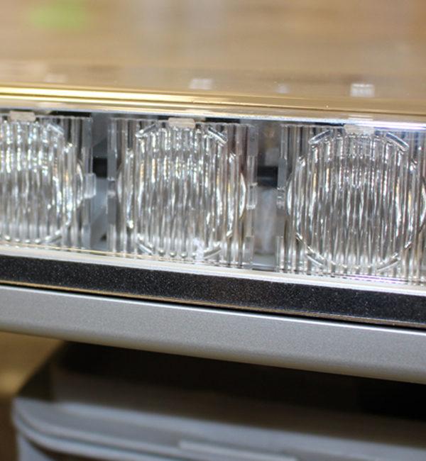 Detalle puente de luces Arcus (ISAE)