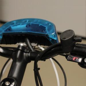 Detalle Kit para bicicleta policial K835L (Isae)