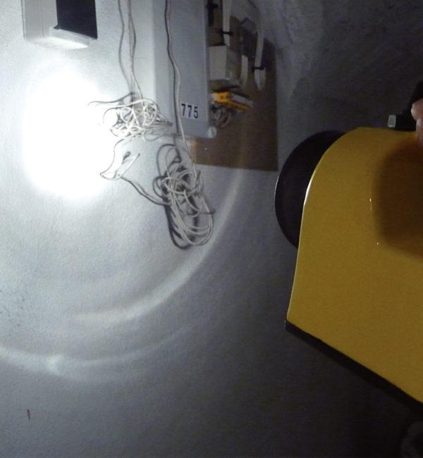 Iluminación Linterna Maxllum ISAE