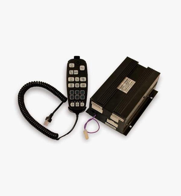 Amplificador de sirena 2010 24V