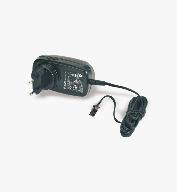 Transformador 100-230 V Ac para linterna Supercap, Megaled y Superled