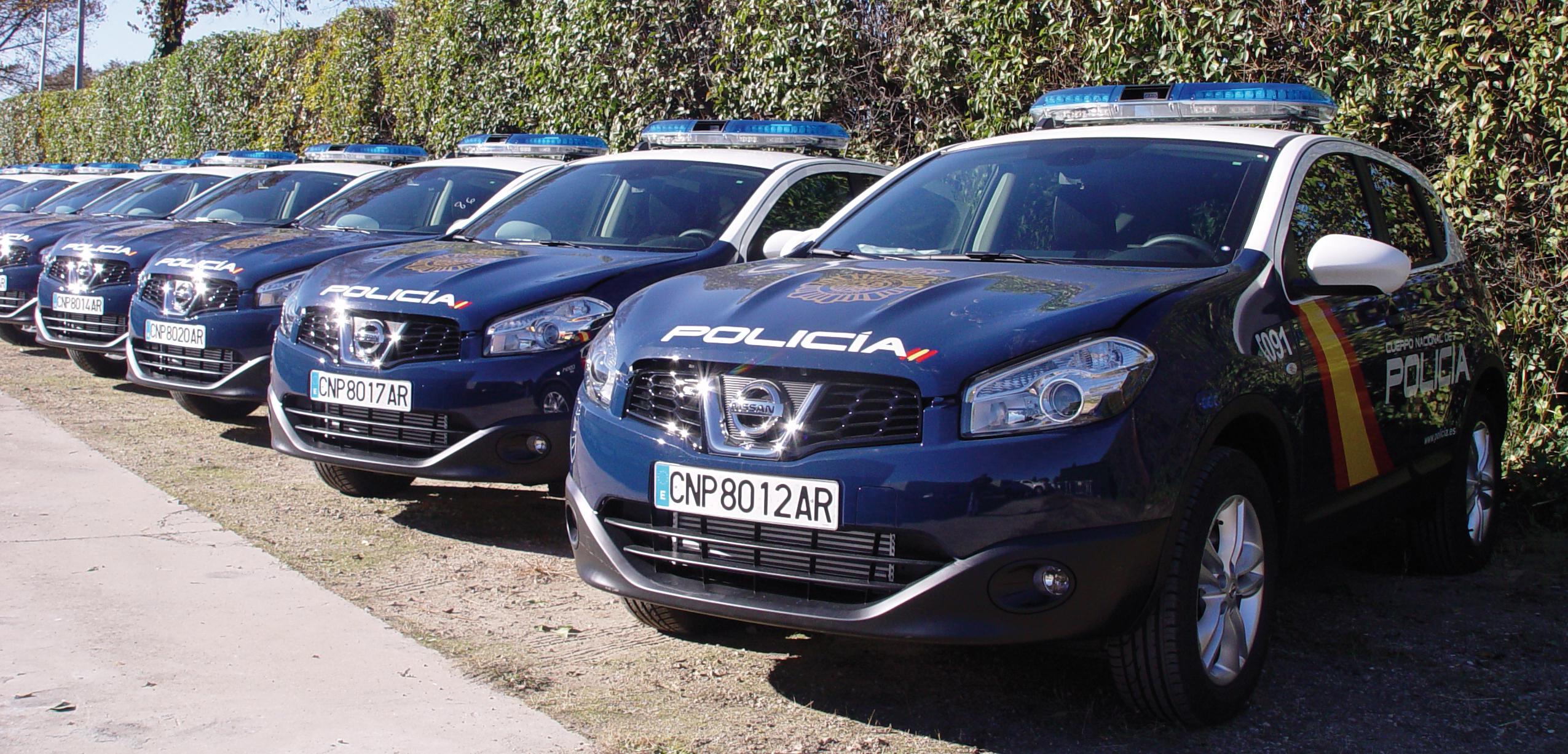 (Español) Policia