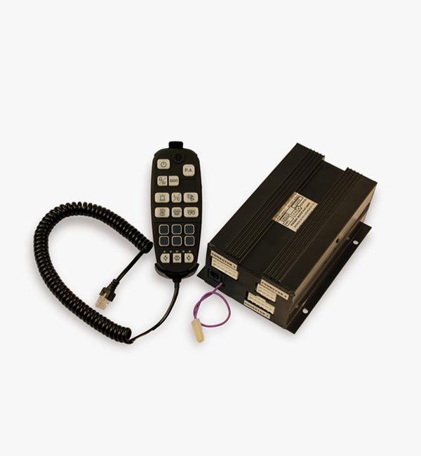 Amplificador de sirena 2010 BF (ISAE)